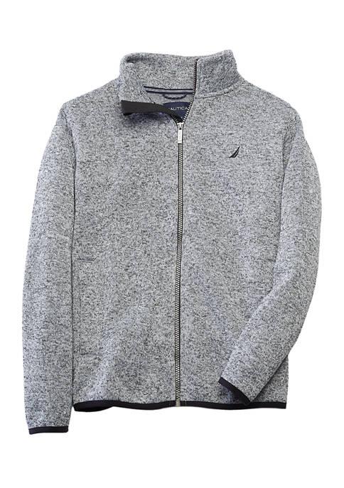 Boys 8-20 Zip Up Jacket