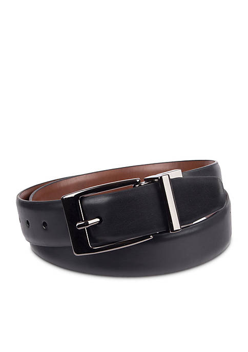 Crown & Ivy™ Boys 4-20 Stretch Reversible Belt