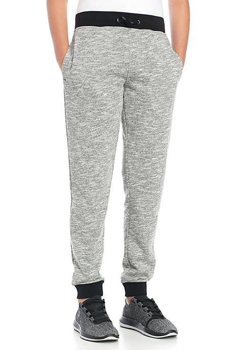 TRUE CRAFT Boys 8-20 French Terry Knit Jogger
