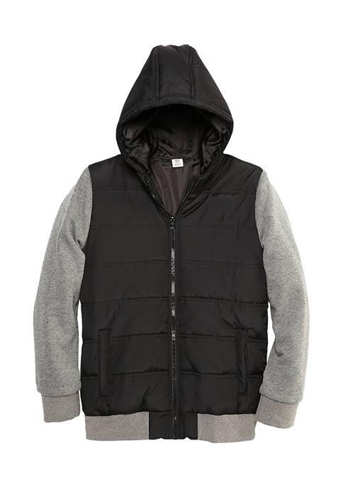 Boys 8-20 Puffer Jacket