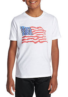 JK Tech® Flag Graphic Tee Boys 8-20