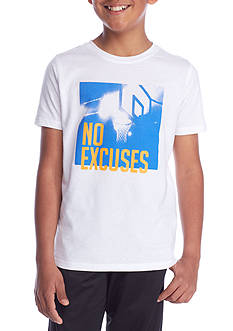 JK Tech® No Excuses Tee Boys 8-20