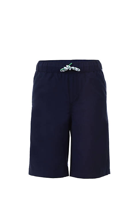 Chaps Boys 4-7 Mini Ripstop Shorts