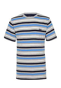 Boys 4-7 Stripe T-Shirt