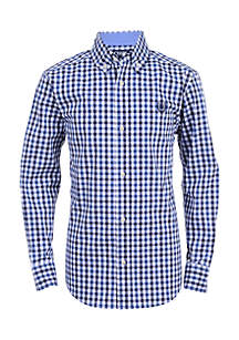 Boys 4-7 Gabriel Long Sleeve Woven Shirt