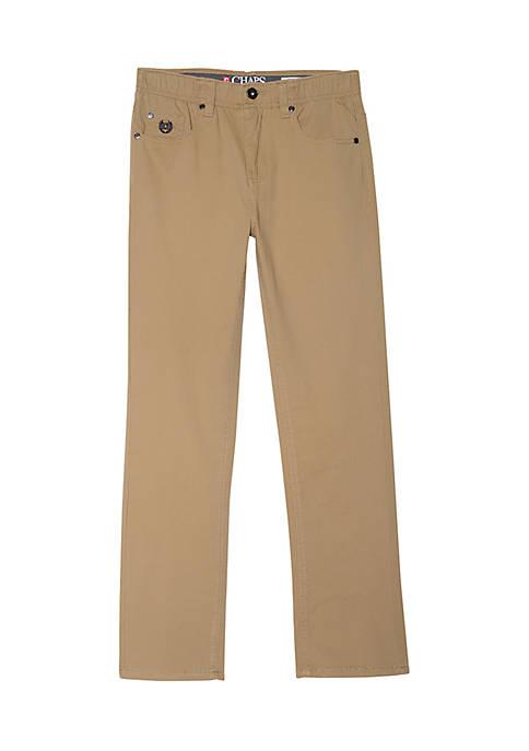 Boys 8-20 Tomas Five-Pocket Pants