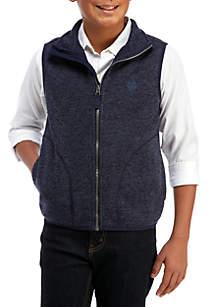 Boys 8-20 Parker Sweater Fleece Vest