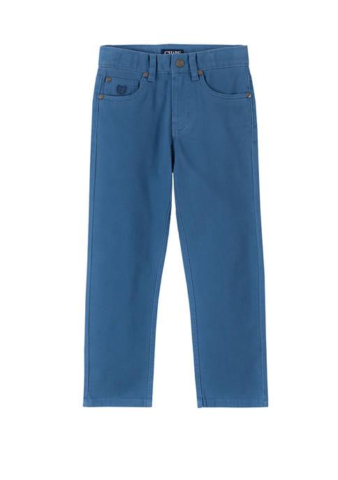 Chaps Boys 4-7 5-Pocket Bleeker Pants