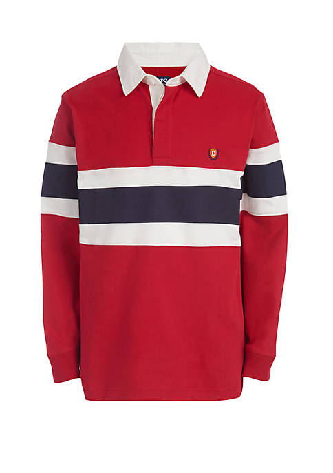 Chaps Boys 4-7 Rugby Polo Shirt