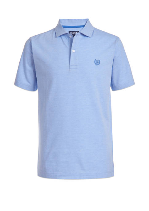 Boys 4-7 Jersey Polo Shirt