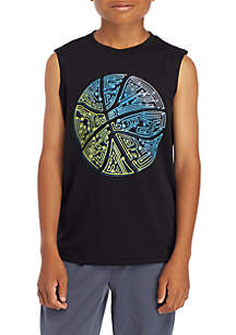 Boys 8-20 Graphic Tank