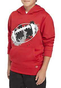 Boys 8-20 Graphic Fleece Hoodie