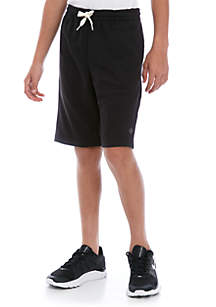 ZELOS Boys 8-20 French Terry Shorts