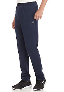 Boys 8-20 Tapered French Terry Ankle Zip Pants