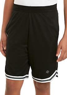 ZELOS Boys 8-20 Gym Shorts