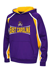 Boys 8-20 ECU Pirates Hook and Lateral Pullover Hoodie