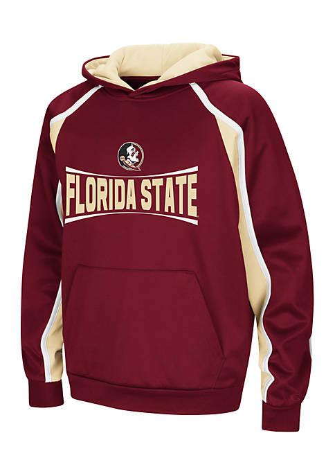 e7c1bb217f Colosseum Athletics Boys 8-20 Florida State Seminoles Hook and ...