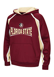 Boys 8-20 Florida State Seminoles Hook and Lateral Pullover Hoodie