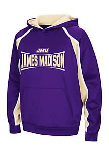Boys 8-20 James Madison Dukes Hoodie