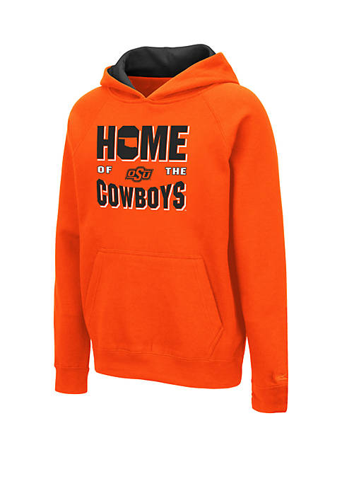 Colosseum Athletics Boys 8-20 NCAA Oklahoma State Pesto