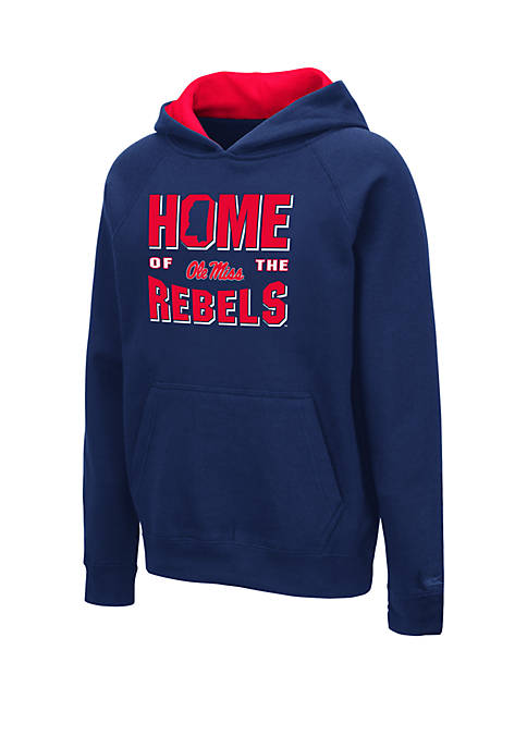 Colosseum Athletics Boys 8-20 NCAA Ole Miss Rebels