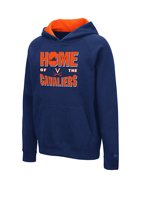 Colosseum Athletics Boys 8-20 NCAA Virginia Cavaliers Pesto