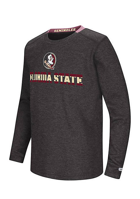 Colosseum Athletics Florida State Seminoles Youth Staff Waffle