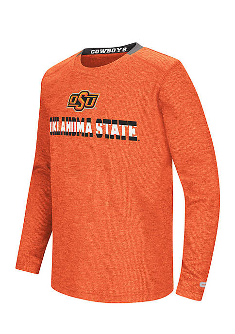 Colosseum Athletics Oklahoma State Cowboys Youth Steff Waffle