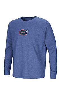 Boys 8-20 Florida Gators Youth Viper Vennao Long Sleeve Raglan Tee