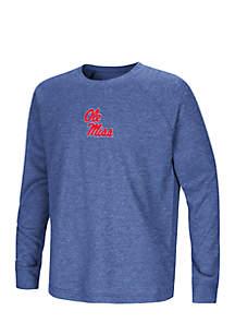 Boys 8-20 Ole Miss Viper Raglan T Shirt