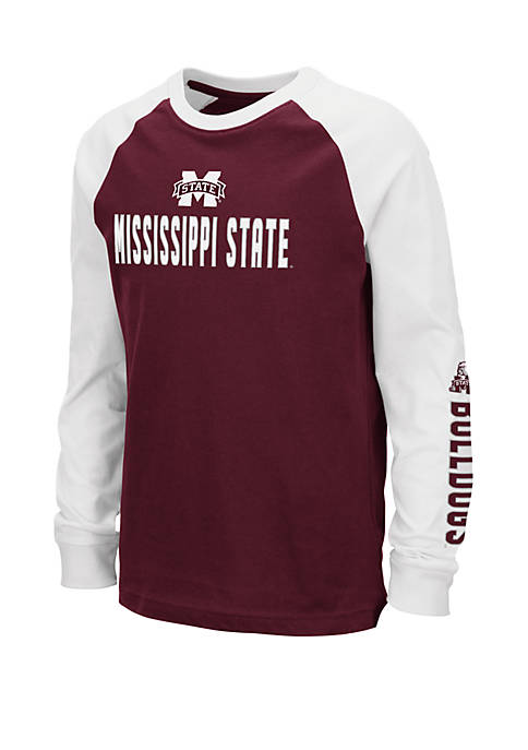 Colosseum Athletics Youth Boys NCAA Mississippi State Bulldogs