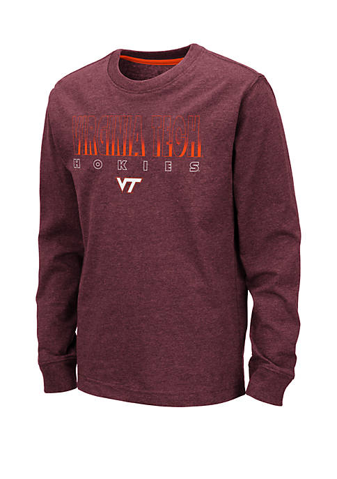 Colosseum Athletics Boys 8-20 NCAA Virginia Tech Hokies