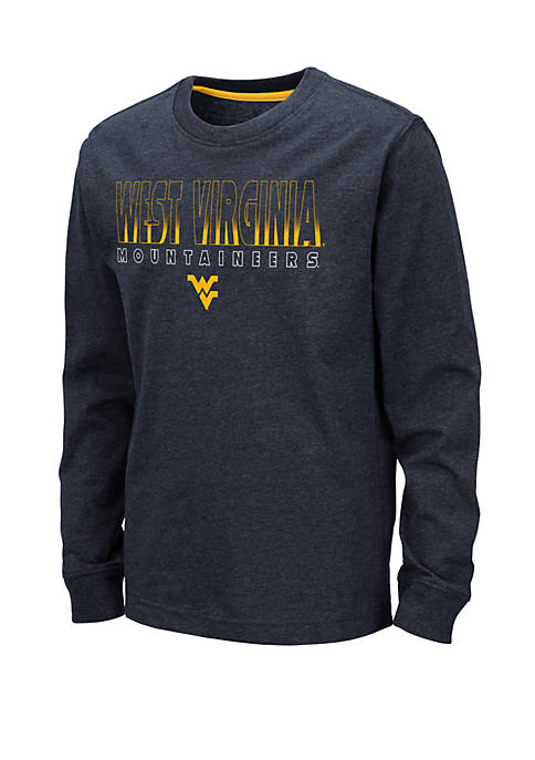 Colosseum Athletics Boys 8-20 West Virginia Mountaineers Zort
