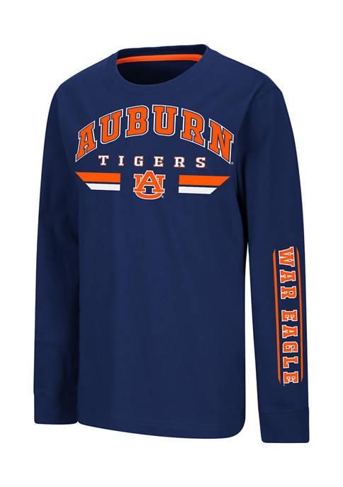 Colosseum Athletics NCAA Auburn Tigers Long Sleeve T-Shirt