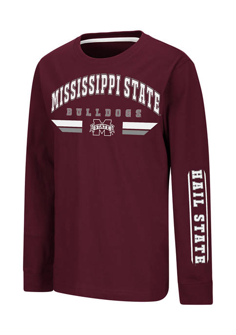 Colosseum Athletics NCAA Mississippi State Bulldogs Long Sleeve