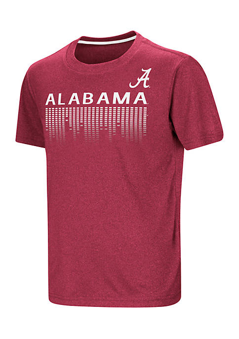 Colosseum Athletics Alabama Crimson Tide Short Sleeve Youth