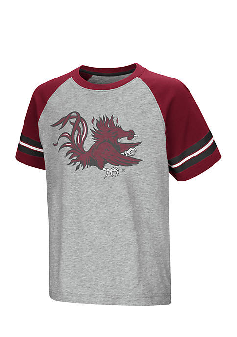 Colosseum Athletics South Carolina Gamecocks Youth Short Sleeve