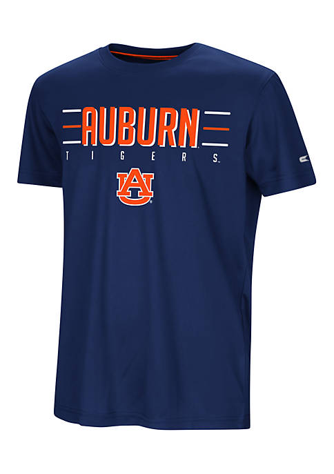 Colosseum Athletics Boys 8-20 Auburn Short Sleeve Anytime