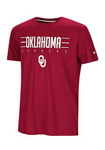 Youth Oklahoma Short Sleeve Anytime Anywhere Tee