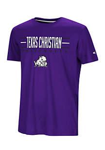 Youth Texas Christian Short Sleeve Anytime Anywhere Tee