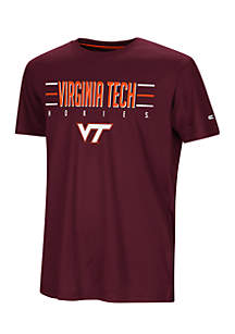 Youth Virginia Tech Short Sleeve Anytime Anywhere Tee