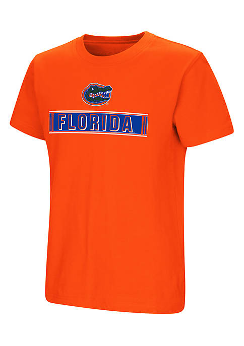 Colosseum Athletics Boys 8-20 Short Sleeve Florida Talk