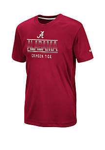 Colosseum Athletics Boys 8-20 Alabama Crimson Tide Skippy T Shirt