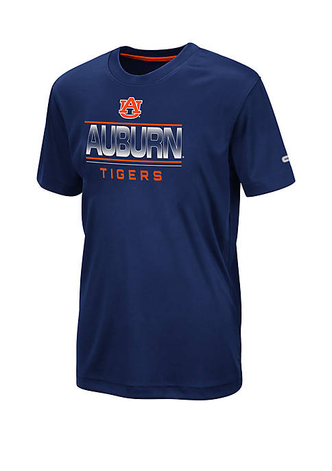 Colosseum Athletics Boys 8-20 Auburn Tigers Skippy T