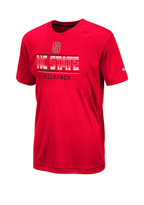 Colosseum Athletics Boys 8-20 NC State Wolfpack Skippy