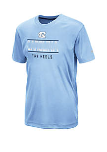 Colosseum Athletics Boys 8-20 UNC Tar Heels Skippy T Shirt