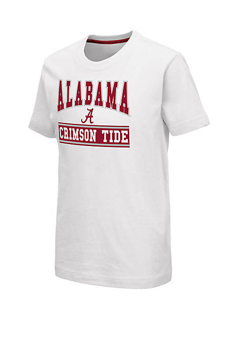 Colosseum Athletics Boys 8-20 Alabama Crimson Tide Dadoo