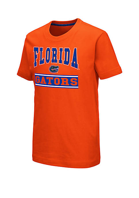 Colosseum Athletics Boys 8-20 Florida Gators Dadoo T