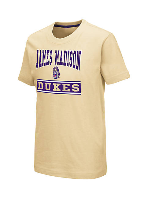 Colosseum Athletics Boys 8-20 NCAA James Madison Dukes