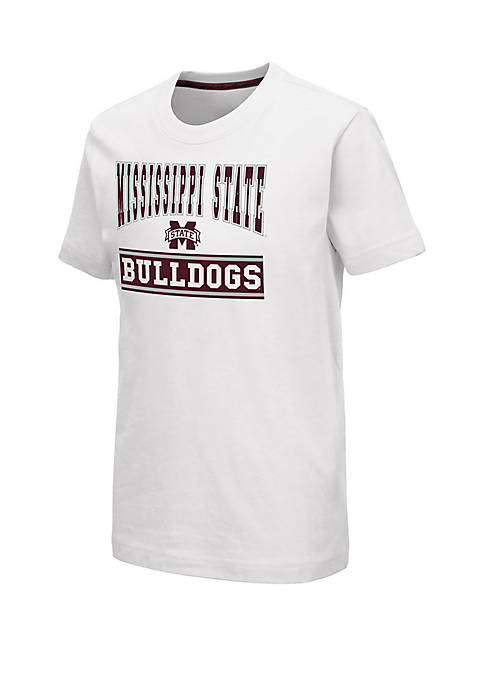 Colosseum Athletics Boys 8-20 Mississippi State Bulldogs Dadoo